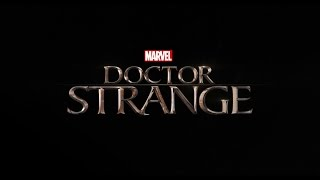 Marvel's Doctor Strange Teaser Trailer
