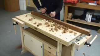 Sjobergs Nordic Plus Workbench Presented by Woodcraft