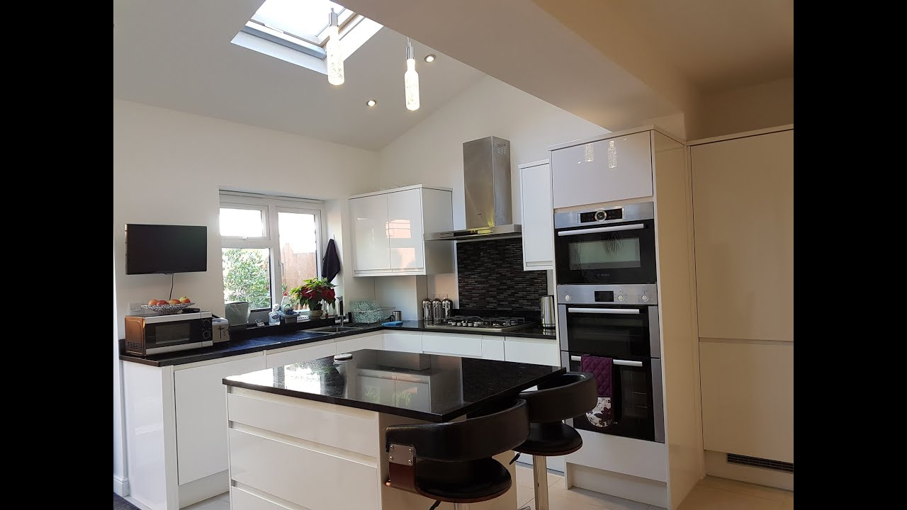 Extensions Kitchen Kitchen Extensions Se London Youtube