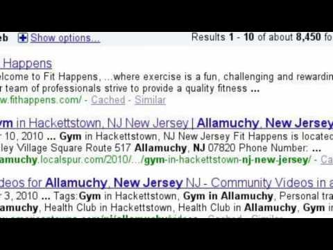 Gym in Allamuchy, NJ