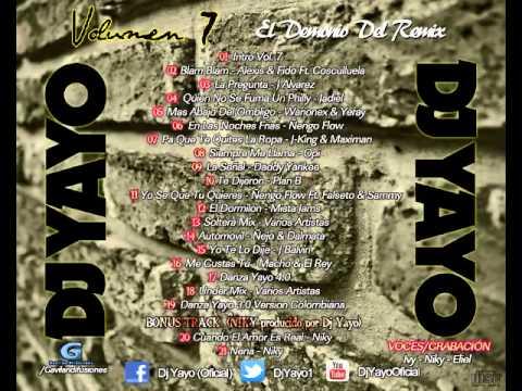 10 - Te Dijeron - Plan B - [Prod.DJ YAYO]