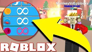 RICHEST ACCOUNT IN MINING SIMULATOR!! *500,000+ ROBUX* (Roblox)