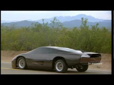 The Wraith Dodge M4S Turbo Interceptor poster