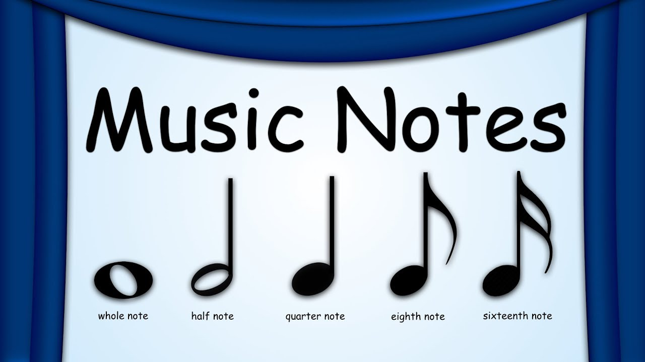Music Notes Notes Green Bean S Music Youtube