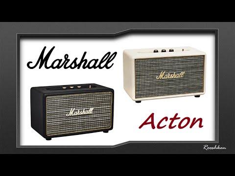 Marshall Acton - Test i recenzja potężnego głośnika Bluetooth