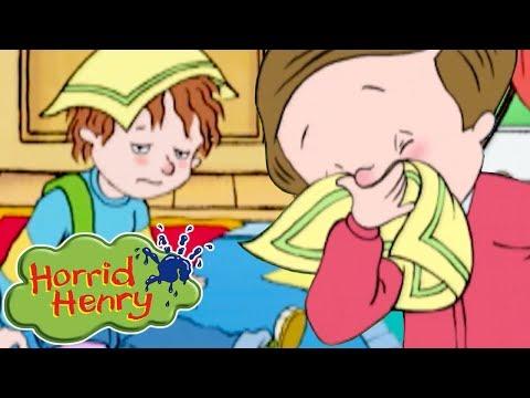 Horrid Henry - Perfect Peter's Pen Pal | Cartoons For Children | Horrid Henry Episodes | HFFE
