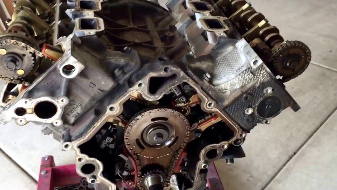 2002 Dodge Dakota 4 7l Timing Chain
