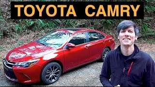 2015 Toyota Camry V6 - Review & Test Drive