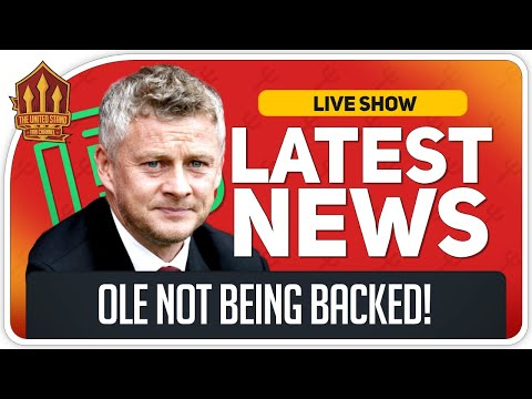 Solskjaer's Transfer Nightmare! Man Utd Transfer News