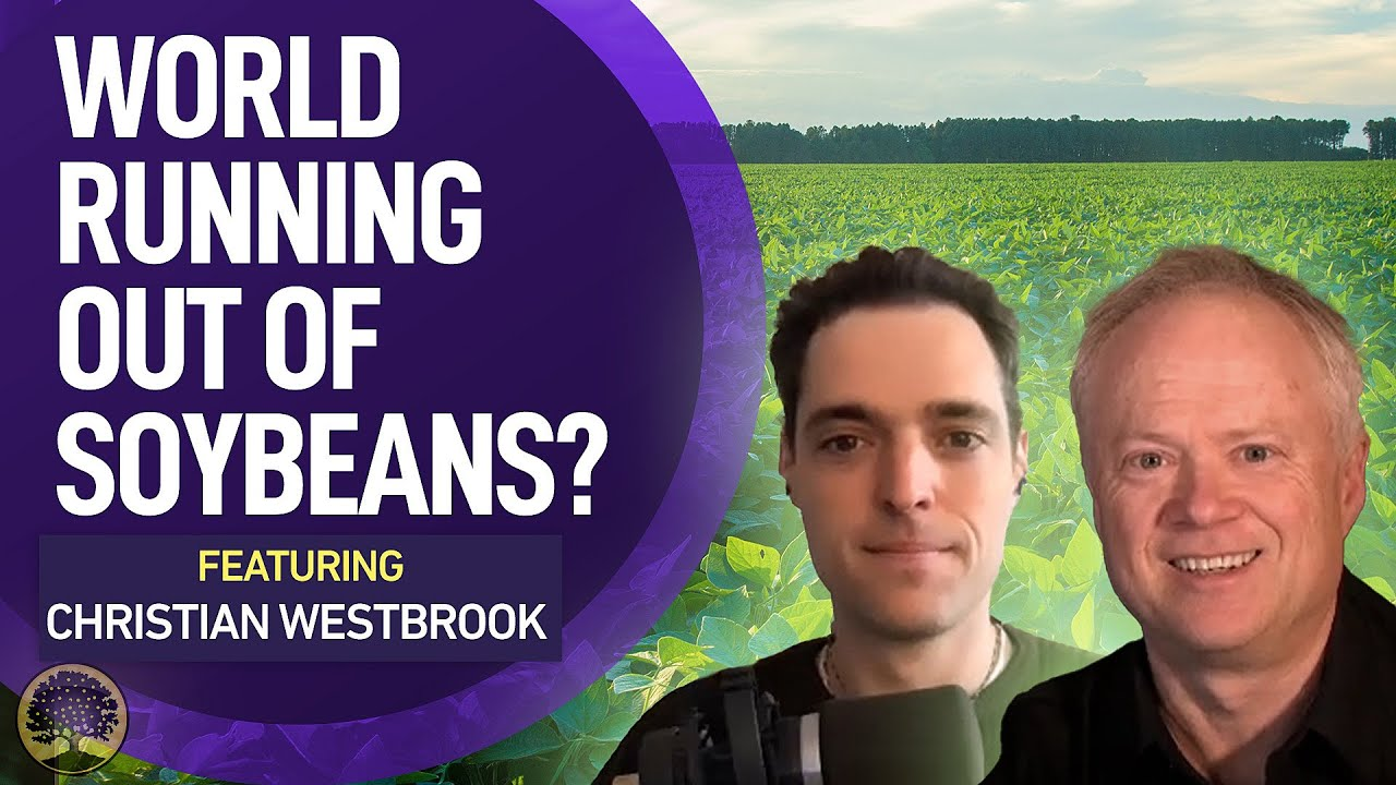 World Running Out Of Soybeans Ice Age Farmer Issues Warning Youtube