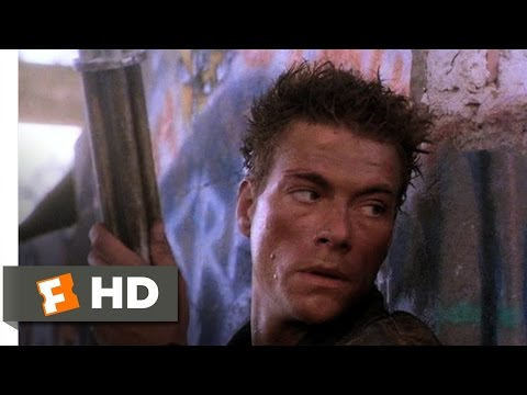 Cyborg (2/10) Movie CLIP - The Wasteland (1989) HD