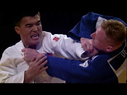 Judo Highlights- Abu Dhabi Grand Slam 2017