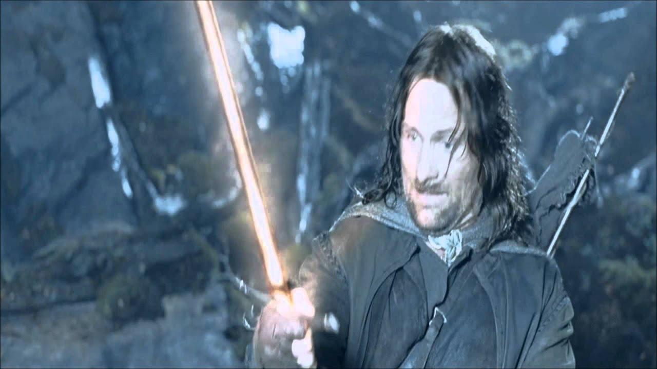 Gandalf Der Weiße Stab