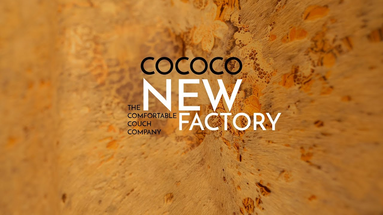 How Our Furniture is Made - COCOCO Home
