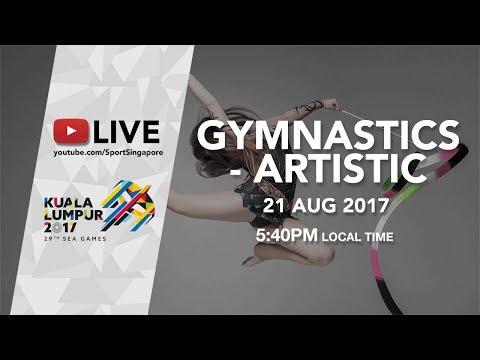 Gymnastics Artistic Women's Team qualifications and finals Sub-division II | 29th SEA Games 2017