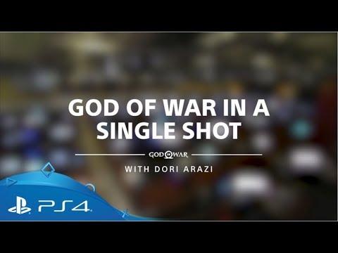 God of War | Одним дублем | PS4