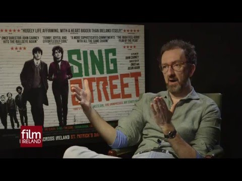 Video : John Carney, director of 'Sing Street'