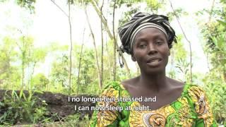 Shukuru's story in the DR Congo