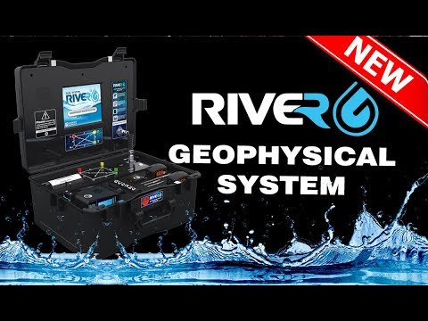 Features and characteristics of geophysical search system in River g underground water detector