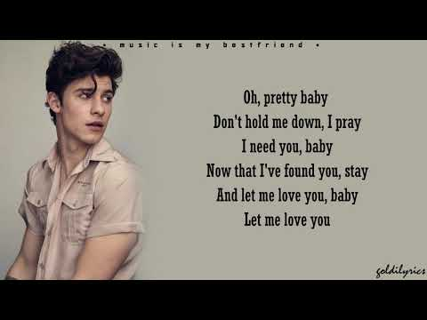 Shawn Mendes - Can't Take My Eyes Off You (Lyrics)
