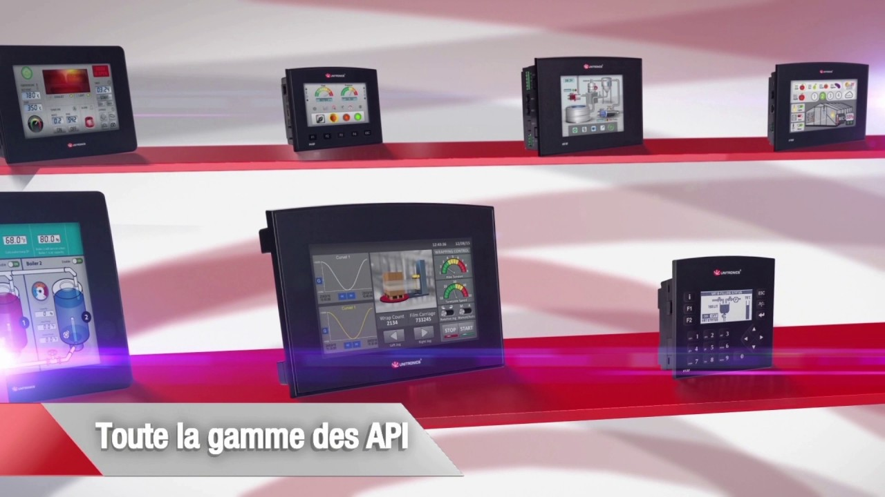 Unitronics - corporate video HD (French)