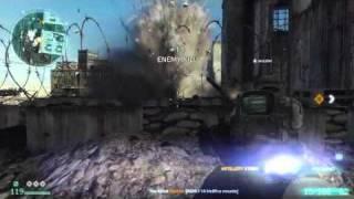 Medal Of Honor (2010) Beta Multiplayer Online Gameplay [Kabul City Ruins]