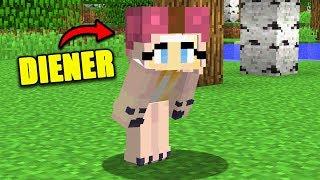 ISY ist 24 STUNDEN mein DIENER! - Minecraft [Deutsch/HD]