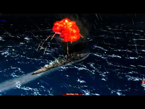 Let's play Atlantic Fleet Campaign. Part 9.