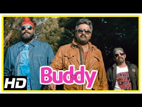 Buddy Malayalam Movie | Scenes | Anoop Menon Solves Mithun Murali's Ragging Problem
