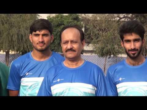 Hockey Match Sialkot Cantt, November 2016 (Part 01 of 04)