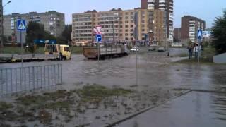 Таганрог. После дождя. Репортаж с места событий