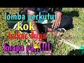 Merinding Lomba Perkutut Lokal Memake Jompa Jampe Ngundang Perewangan Sang Kutut  Mp3 - Mp4 Download