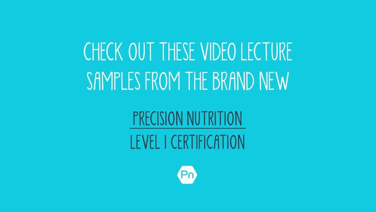 recipe: is precision nutrition worth it [33]