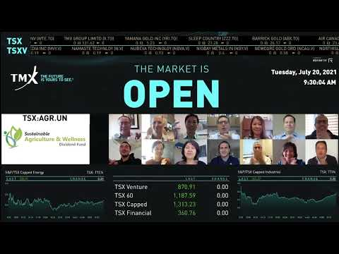 Middlefield Group Virtually Opens The Market