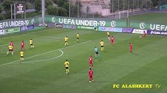 Europa League. FC Alashkert - Makedonija GP - 3:1