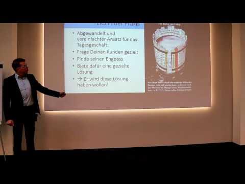 IT Vertrieb erfolgreich mit IT-Unternehmerkompass und VoIP Check - Vortrag Mike Bergmann