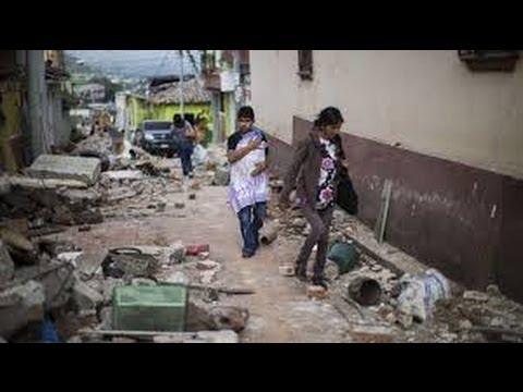 6.9 magnitude earthquake rattles Guatemala and Mexico | 7 July 2014