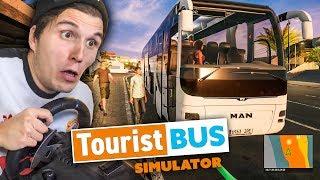 Mein neuer JOB als Busfahrer in SPANIEN