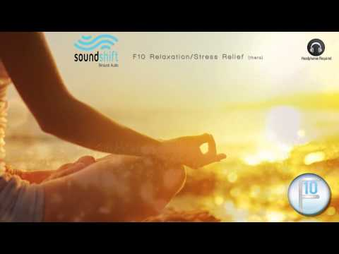F10  - Stress Management / Anxiety Relief / Deep Relaxation - Calming Theta Meditation