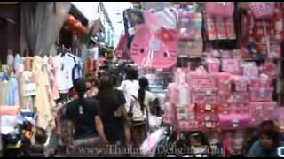 Sampeng Market, China Town, Bangkok, Thailand, ( 4 )