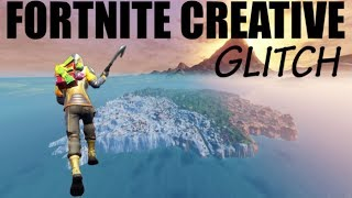 *GLITCH* HOW TO GET TO THE MAIN ISLAND FROM CREATIVE MODE IN FORTNITE SEASON 7!
