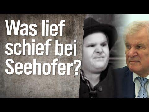 Was lief schief im Leben von Horst Seehofer | extra 3 | NDR