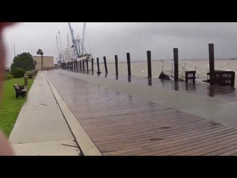 Tropical Storm Debby:  June 24, 2012
