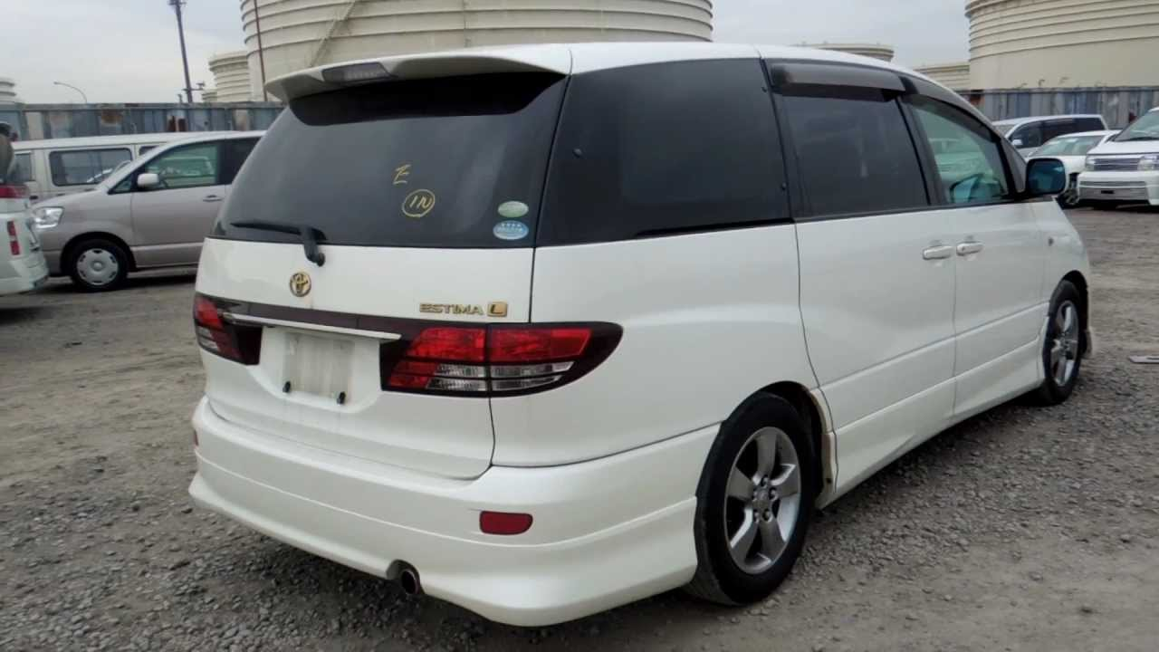 Toyota Estima 2005 2 4litre For Sale Edward Lee S Youtube