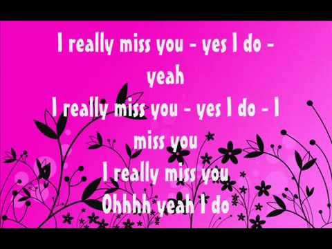 S Club 7 I Really Miss You Lyrics Youtube