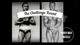 The Challenge Round Clarence Ross VS John Farbotnik