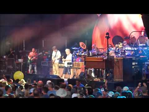 Dead & Company – Box of Rain – Alpine Valley Music Theatre, WI – July 9, 2016
