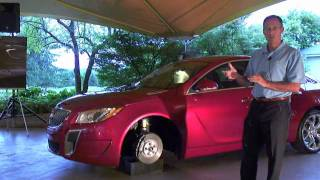 2012 Buick Regal GS Turbo 6 Speed Manual, Powertrain