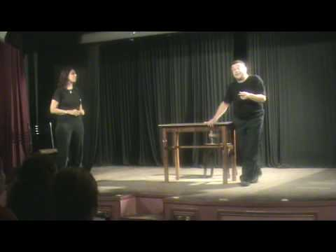 improvisacion christia zunez ,coralia