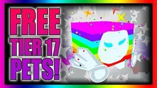 ELETTRICA + RAINBOW DOMINUS OMAGGI!! | Roblox Pet Simulator